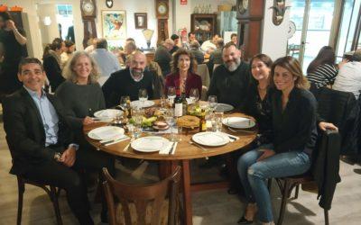 La Federació de la Fusta de les Illes Balears celebrà el Sopar de Germanor per  Sant Josep