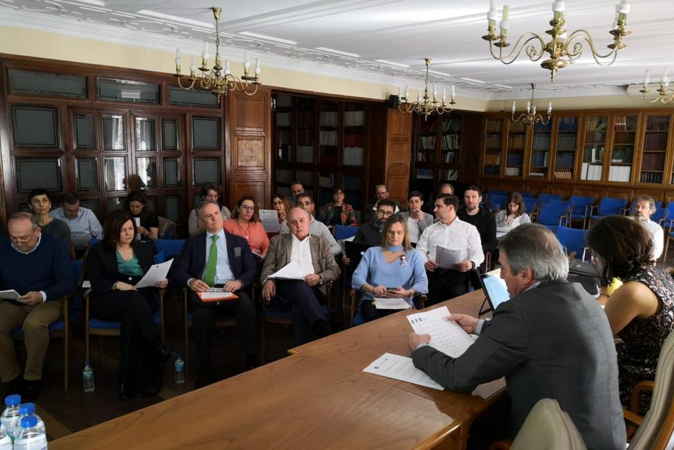 La Federació de la Fusta participa en la Asamblea General de UNEmadera en Madrid, apoyando la importancia de la madera y mueble en la bioeconomía