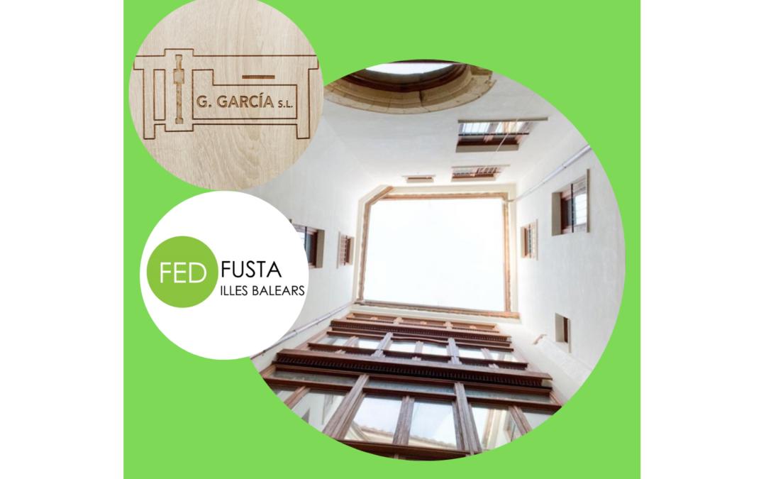 Carpintería en proyecto de reforma realizado por Carpintería G. García
